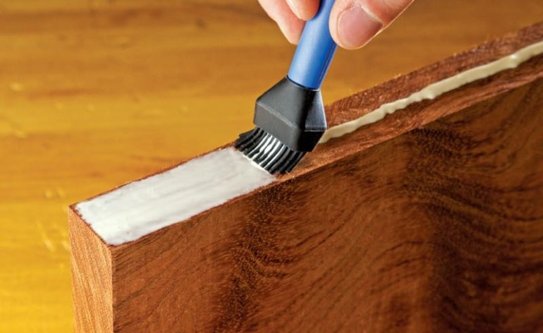 how to use best wood glue