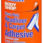 Permatex 27828 Body Shop Heavy Duty Headliner and Carpet Adhesive Aerosol Can
