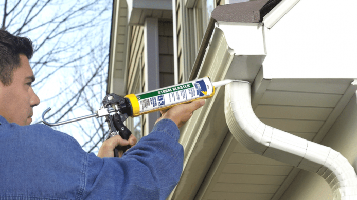 Best Gutter Sealant - Buyer's Guide 1