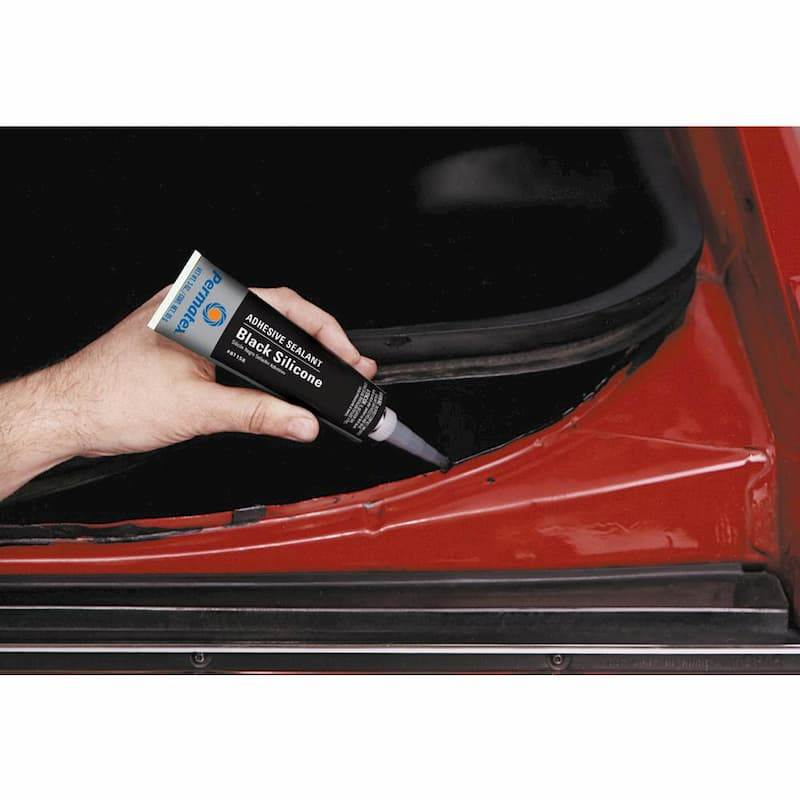 Best Black Silicone Sealant 1